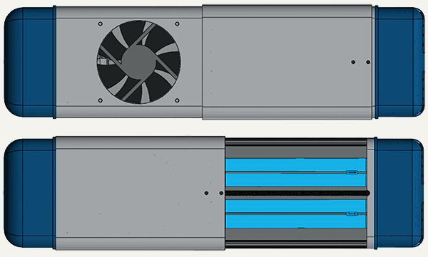 DuoGuard-UV Sanitizing Ambulance EMS Vehicles